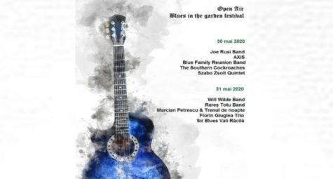 Primul festival internațional de blues din județul Bacău.
